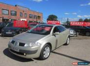 2005 Renault Megane 1.6 VVT Dynamique 2dr [Euro 4] for Sale